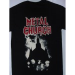 Metal Church  - s/t  '84   T-shirt