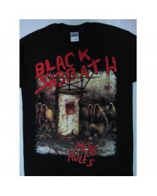 Black Sabbath - Mob Rules  T-shirt
