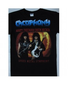 Cacophony –  Speed Metal Symphony  T-shirt