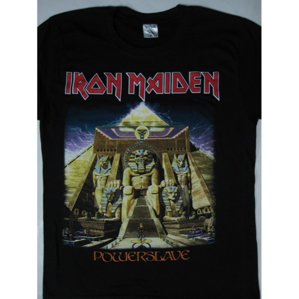 5628445d7 Iron Maiden – Powerslave T-shirt