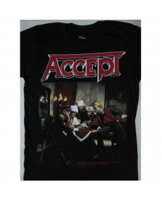 Accept – Russian Roulette T-shirt