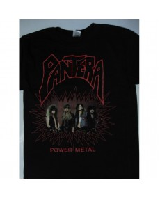 Pantera – Power Metal '88  T-shirt