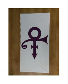 Prince - Purple Rain Logo Towel