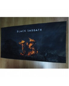 Black Sabbath 13 Beach Towel