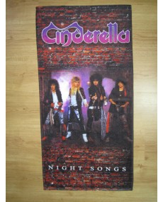 Cinderella – Night Songs Beach Towel
