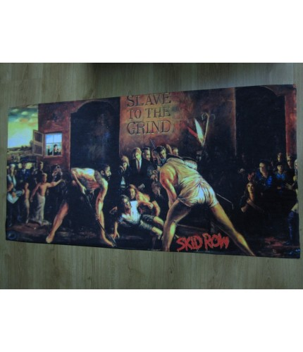 Skid Row – Slave To The Grind  Beach Towel