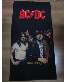 AC/DC – Highway To Hell  Beach Towel