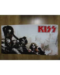 KISS – Empire State Building Beach Towel