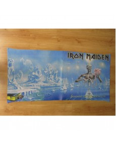 Iron Maiden - Seventh Son of a Seventh Son - Beach Towel