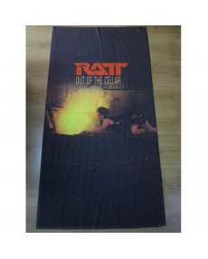 Ratt  - Out of the Cellar Beach Towel