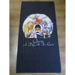 Queen - A Day at the Races Beach Towel