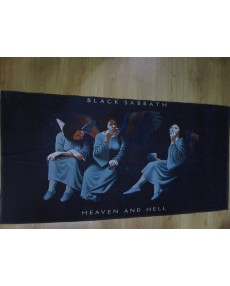 Black Sabbath – Heaven And Hell Beach Towel