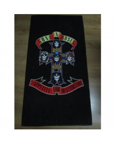 Guns N' Roses Appetite for Destruction BEACH, SPORT & HOME TOWELS MEGA RARE