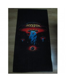 Boston - s/t  band   Beach Towel