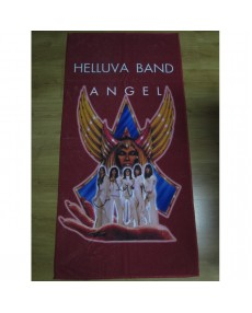 Angel  –  Helluva Band  / Giuffria BEACH, SPORT & HOME TOWELS MEGA RARE