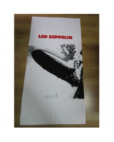 Led Zeppelin - s/t '69  Beach Towel