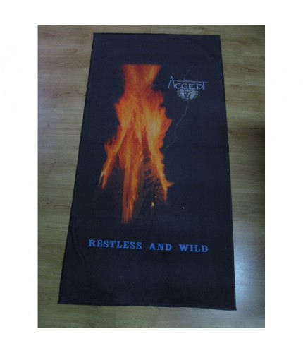 Accept  - Restless and Wild Beach Towel