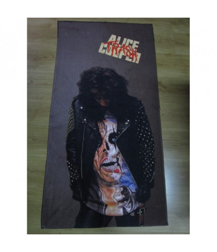 Alice Cooper - Trash  Beach Towel