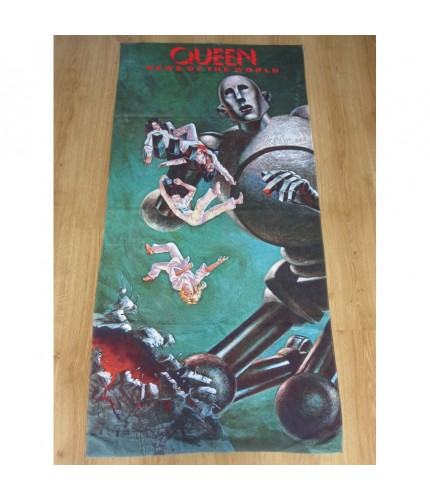 Queen - News of the World  Beach Towel