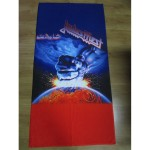 Judas Priest – Ram It Down Beach Towel
