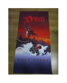 DIO - Holy Diver  Beach Towel