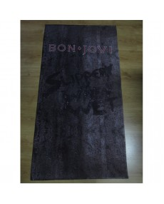 Bon Jovi - Slippery When Wet  Beach  Towel
