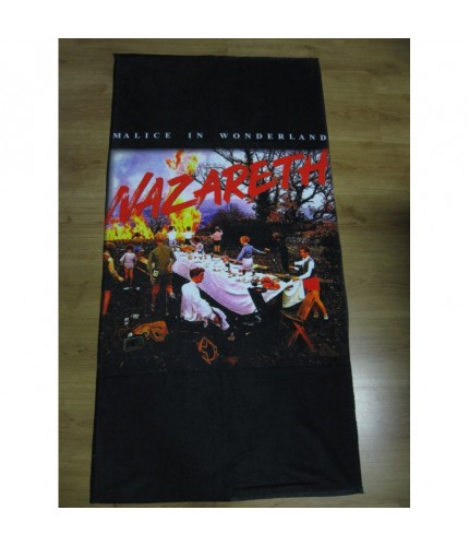 Nazareth – Malice In Wonderland  Beach Towel