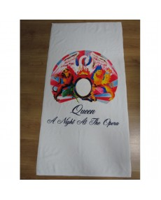 Queen - A Night at the Opera   Beach Towel