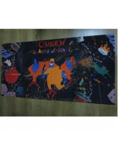 Queen - A Kind of Magic  Beach Towel