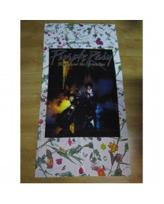Prince - Purple Rain Beach Towel