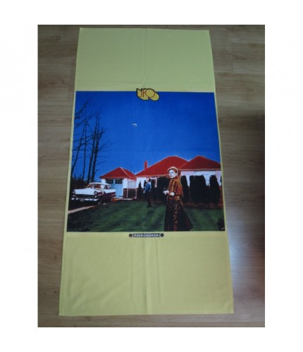 UFO - Phenomenon  Beach Towel