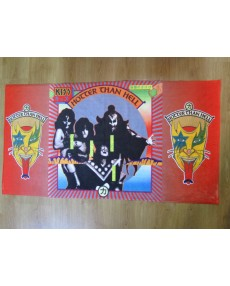 Kiss – Hotter Than Hell BEACH, SPORT & HOME TOWELS MEGA RARE