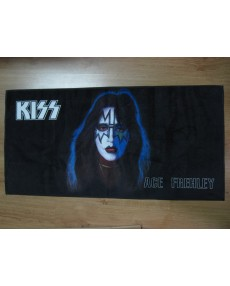 Kiss – Ace Frehley BEACH, SPORT & HOME TOWELS MEGA RARE