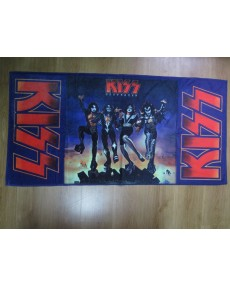 KISS – DESTROYER BEACH, SPORT & HOME TOWELS MEGA RARE