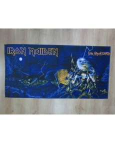 Iron Maiden – Live After Death Beach Towel