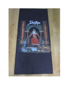Savatage - Hall of the Mountain King  Beach  Towel