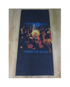 Twisted Sister - Under the Blade  Beach  Towel