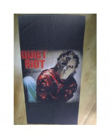 Quiet Riot - Metal Health  Beach Towel