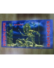 Iron Maiden – Sanctuary BEACH, SPORT & HOME TOWELS MEGA RARE