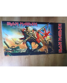 Iron Maiden – The Trooper BEACH, SPORT HOME TOWELS MEGA RARE