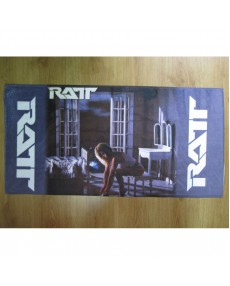 Ratt -  Invasion of Your Privacy   Beach Towel