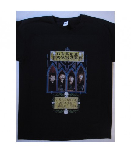 Black Sabbath - Headless Cross '89 T-shirt