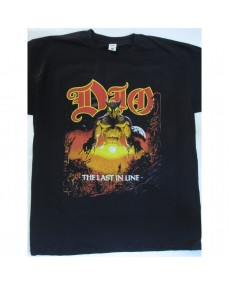 DIO – The Last in Line Tour T-shirt