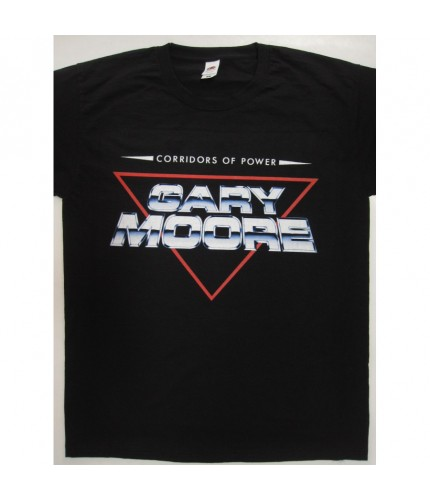 Gary Moore - Corridors of Power Tour T-shirt
