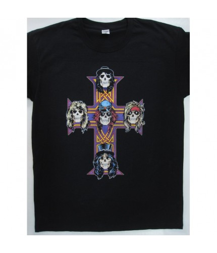 Guns N' Roses - Appetite for Destruction European Tour  T-shirt