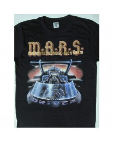 M.A.R.S. – Project Driver '86 Mars Band Macalpine Sarzo Aldridge T-shirt