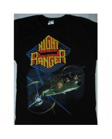Night Ranger - Seven Wishes Tour T-shirt