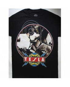 Tesla - The Great Radio Controversy Tour '89-90 T-shirt