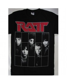 Ratt – Dancing Undercover World Tour 1987 T-shirt