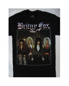 Britny Fox – s/t Tour '88 T-shirt